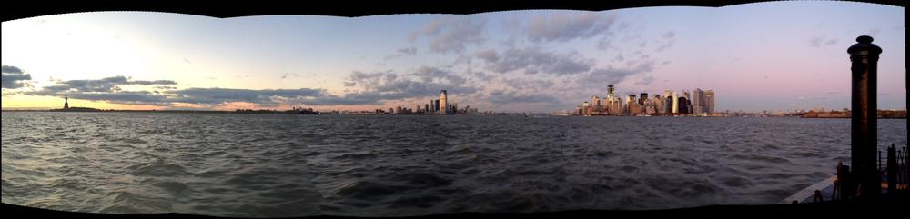 New York Harbor / 2011