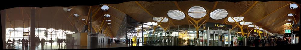 Madrid-Barajas Airport, Madrid, Spain / 2011