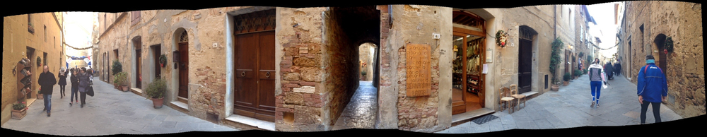 Pienza, Italy / 2011