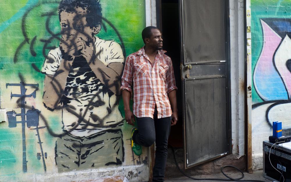 Gbenga Akinnagbe | 2013