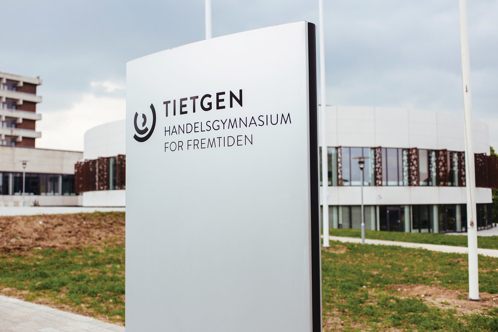 Tietgen Handelsgymnasium - For Fremtiden