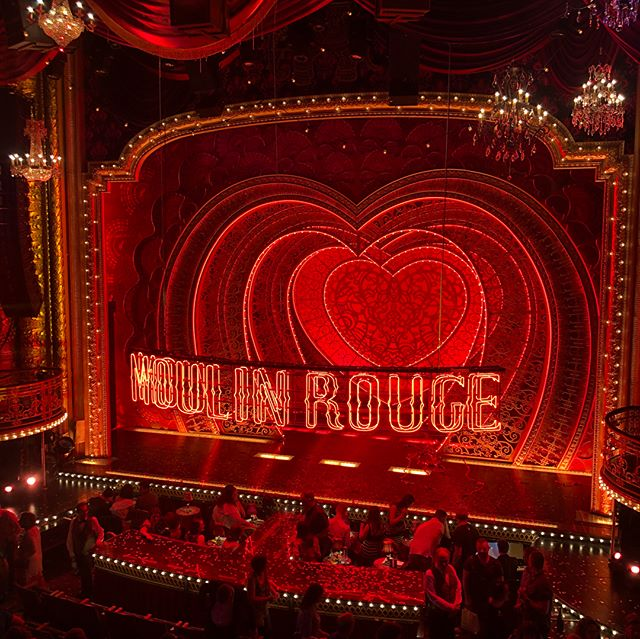 Because you Can! Can! Can!🧚‍♀️💃 A little bit of #Paris in #Boston this summer. #moulinrouge #moulinrougemusical