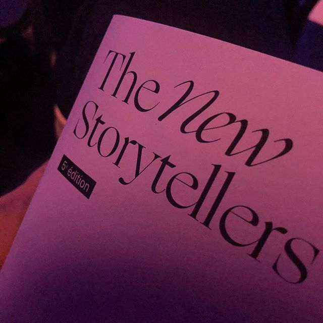 @phicentre @futureofstorytelling present The New Storytellers ed.5 #vr #ai #ar #montreal #phicentre #fost #ns5 #gofovrth