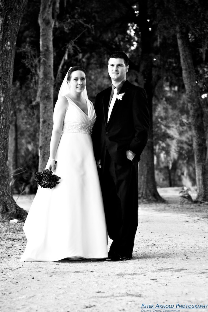 Wedding Photography at Hidden Lakes Golf Course in New Smyrna Beach, FL