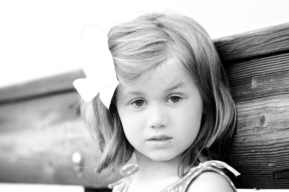 Children's Portrait Headshot photography