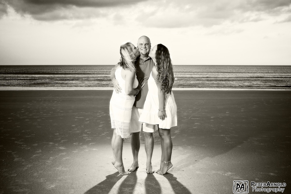 Daytona Beach Family Photography
