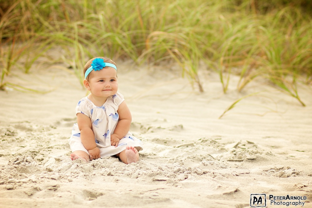 Child Portrait Photography in New Smyrna Beach