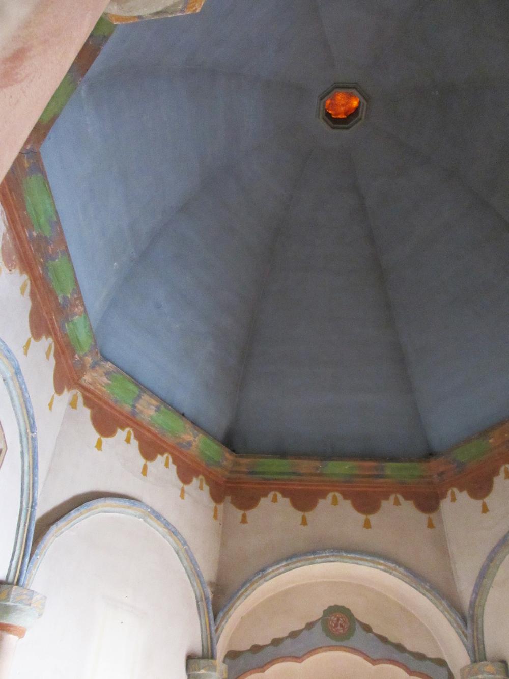 Mary Chapel Dome