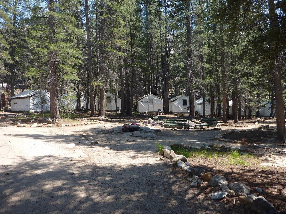 Glen Aulin High Sierra Camp