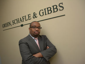 Charles Gibbs, Esq of Green, Schafle & Gibbs