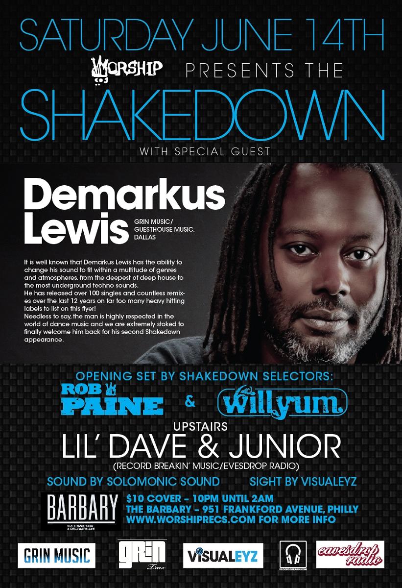Shakedown2014