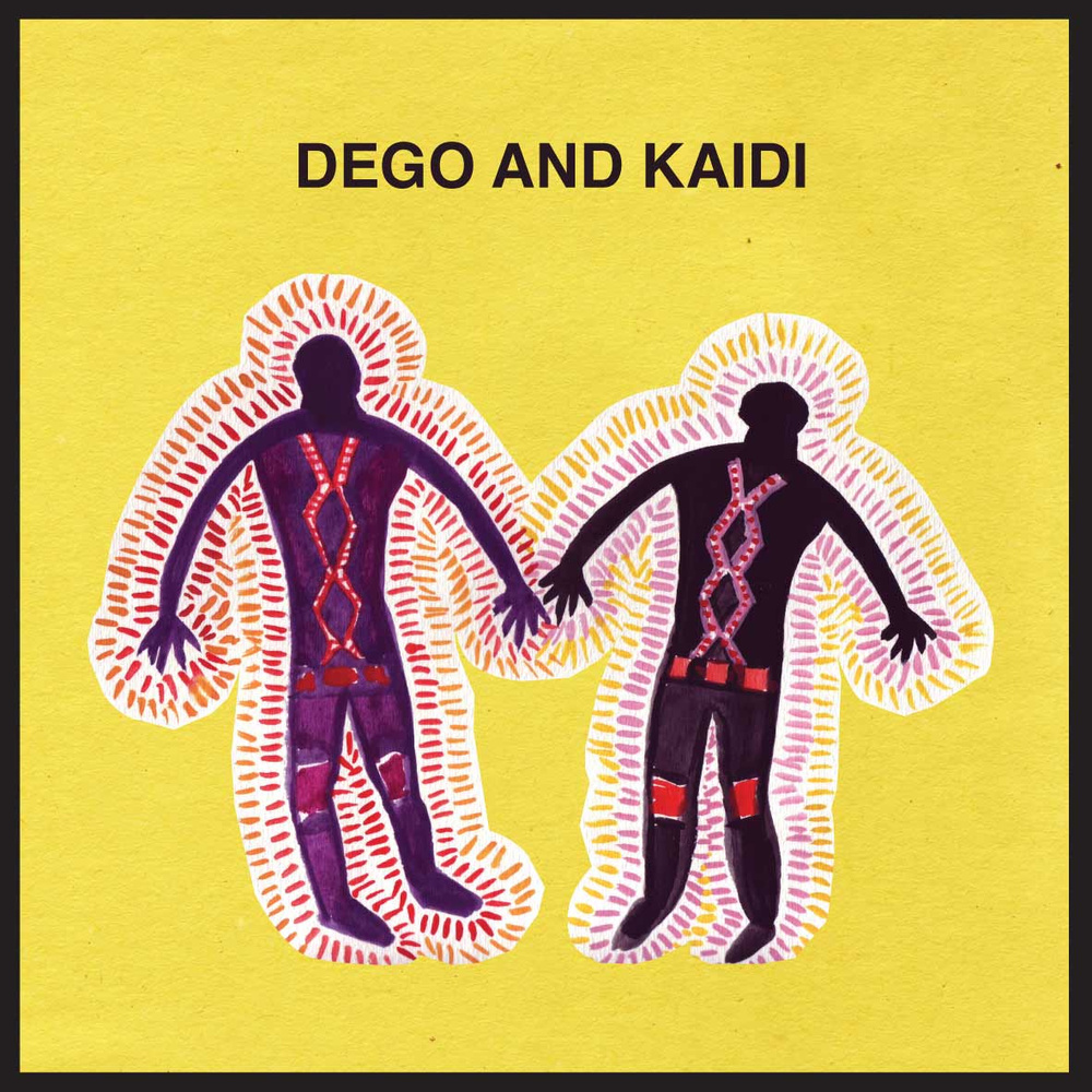 Dego and Kaidi