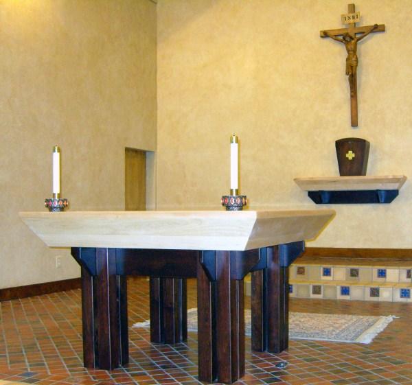 St. Patrick Altar