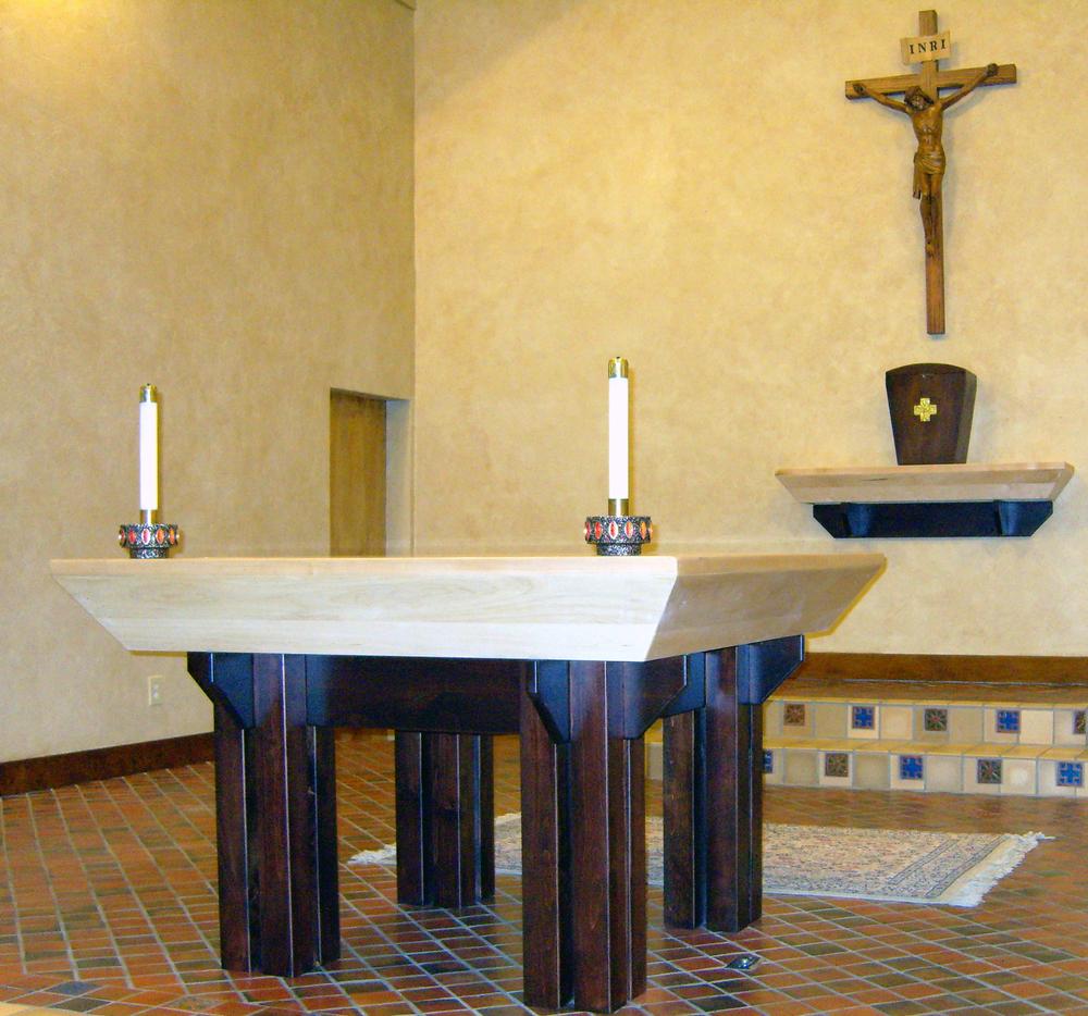 St. Patrick Sanctuary