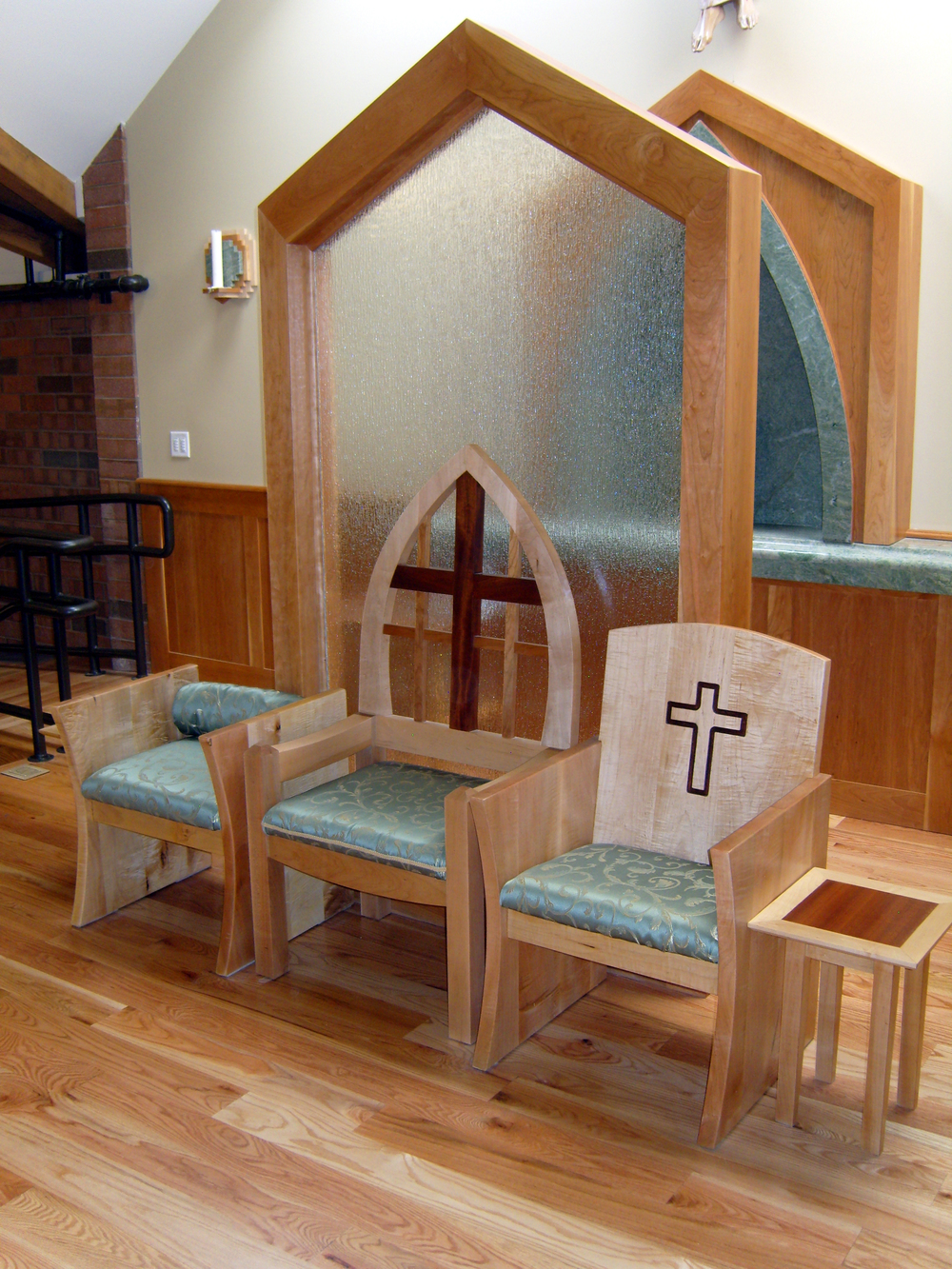 St. Therese Chairs 2