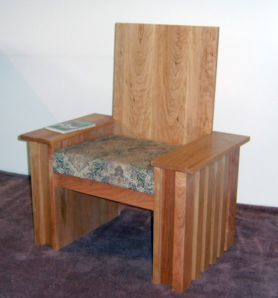 San Andres Presider's Chair
