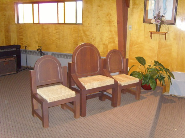 Pius X Chairs