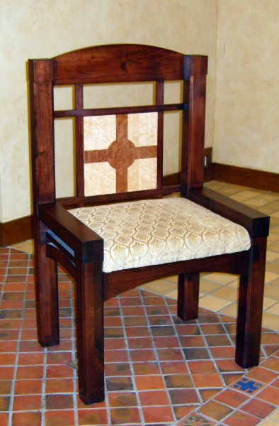 St. Patrick Presider's Chair