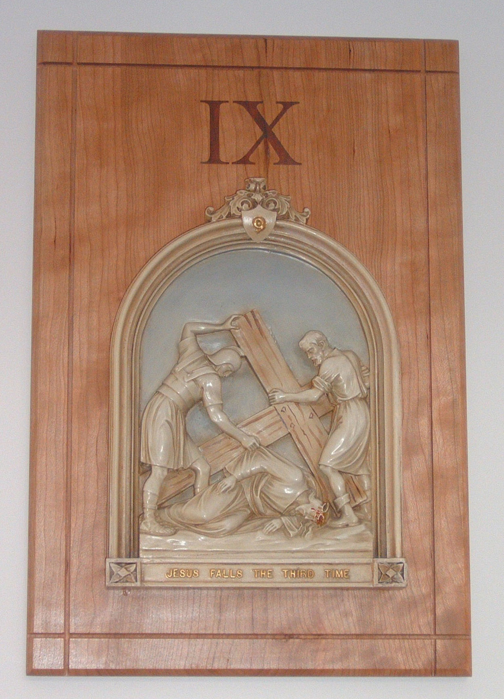 Station of the Cross Christ the King