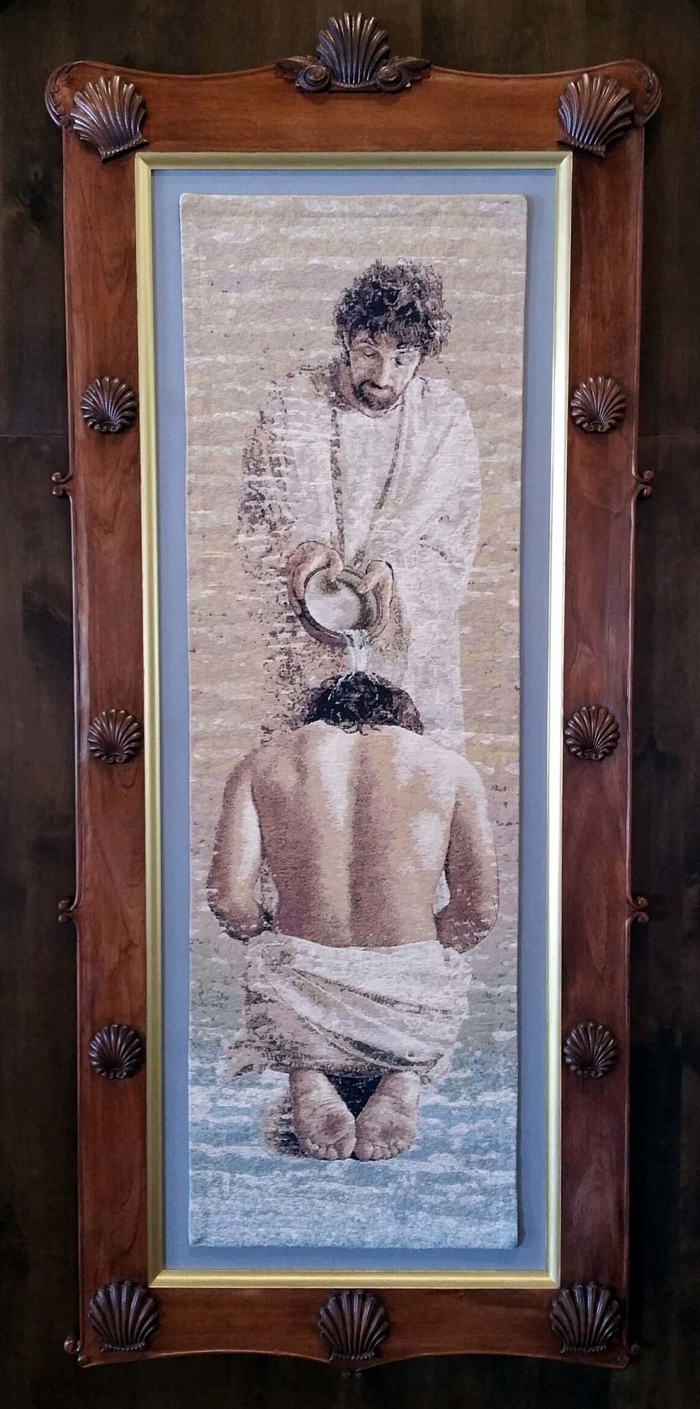 Baptistry Tapestry