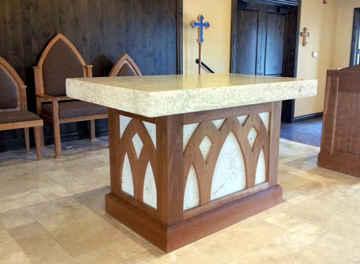 St. Joseph Monticello Altar