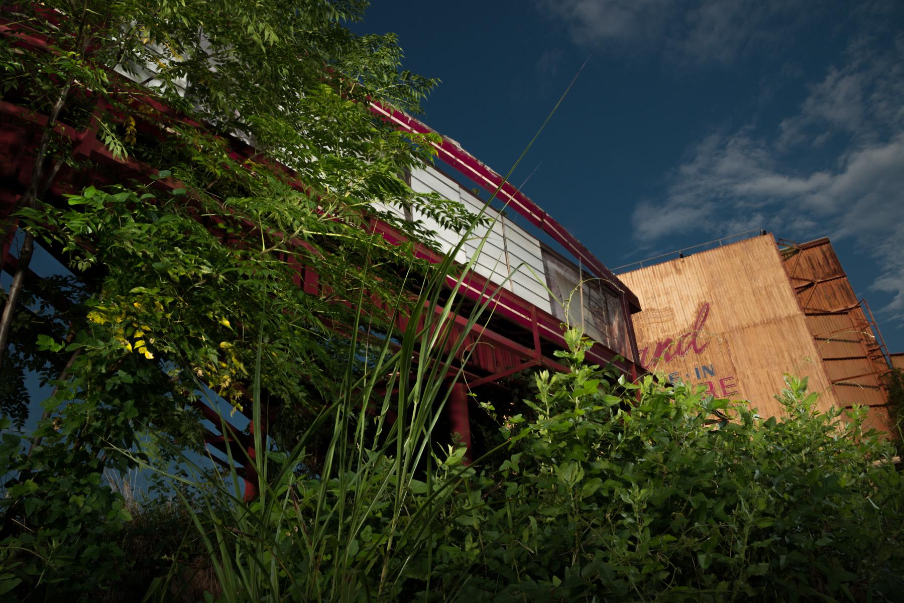 美国的影院遗址 - wuwei1101 - 西花社