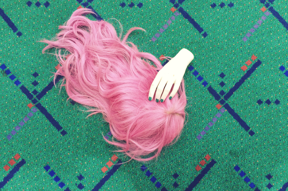Obligatory PDX carpet photo