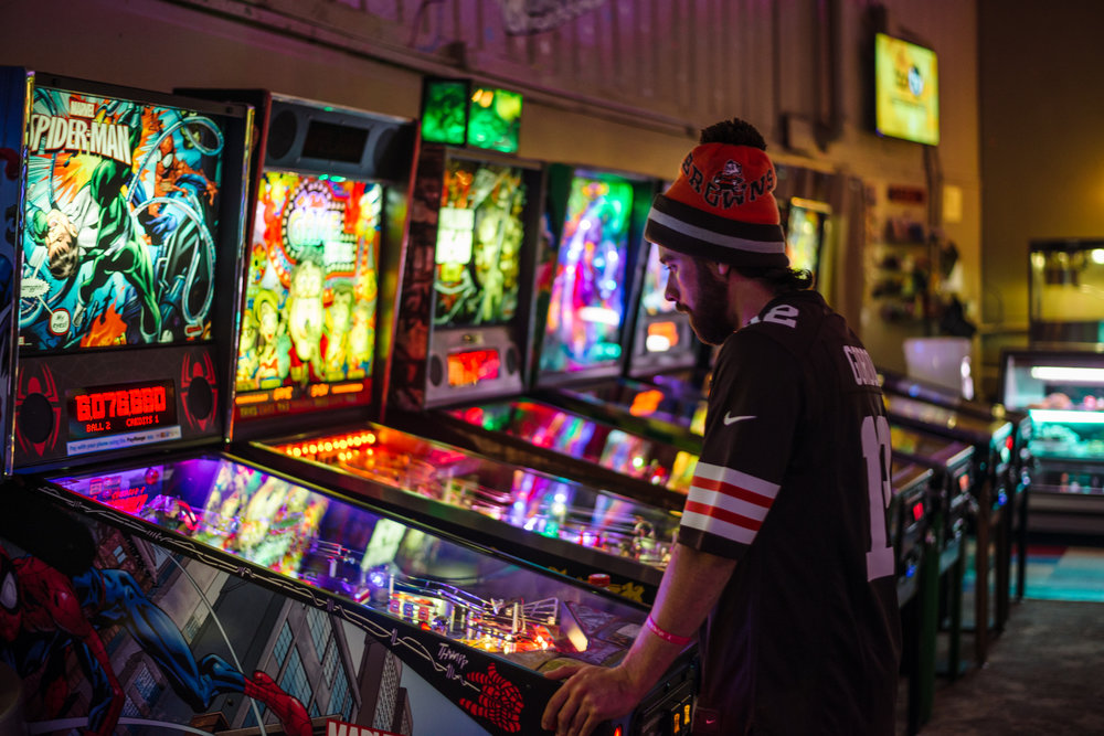 Quarterworld Arcade
