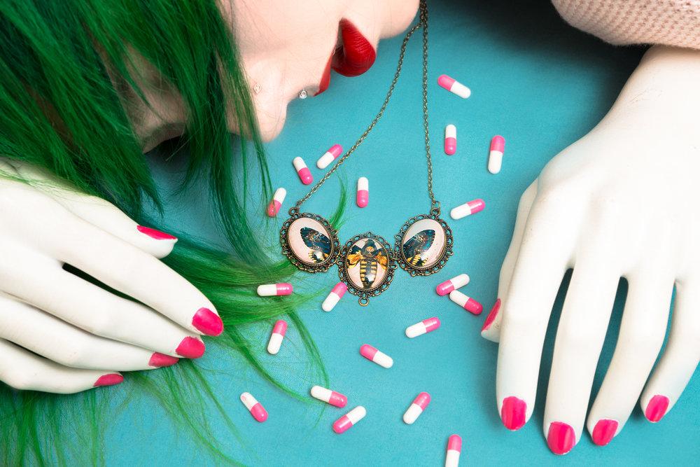 Pill Jewelry