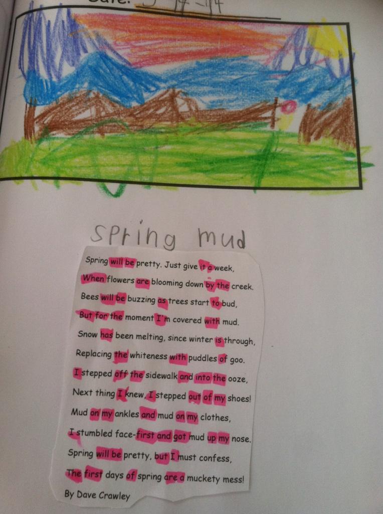 Spring Mud
