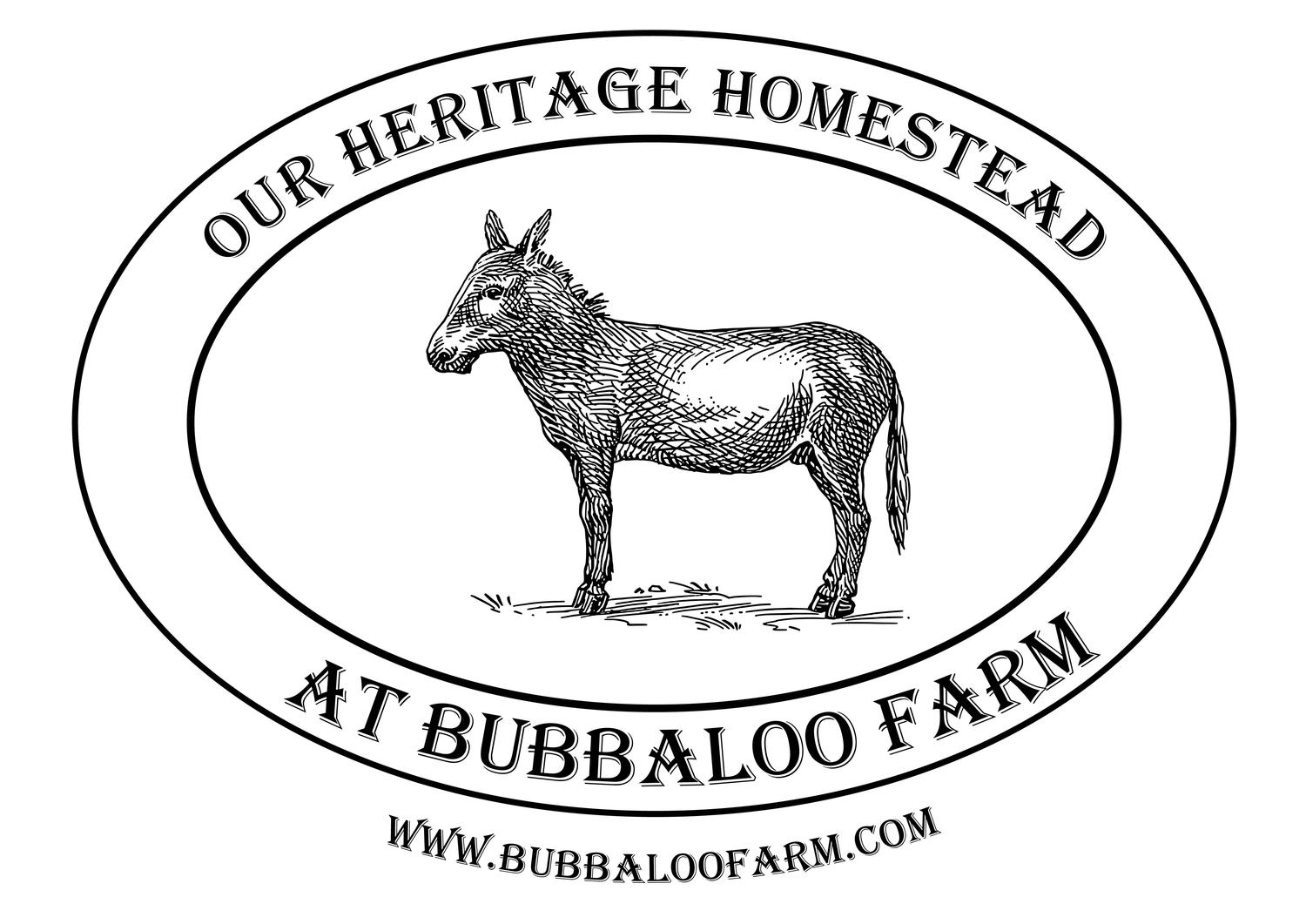 Bubbaloo Farm