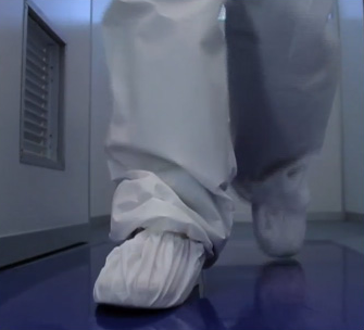 The Amazing Mat uses the same technology found in professional clean rooms...