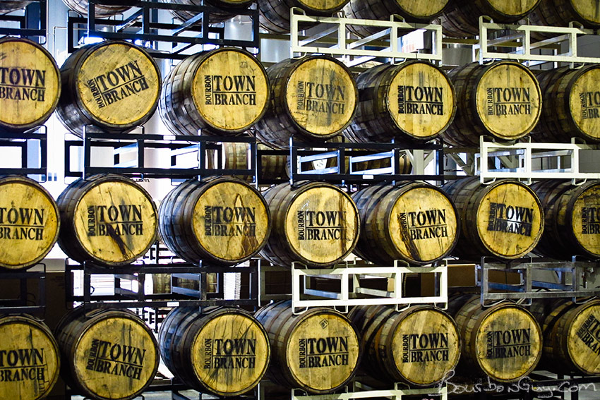 Town Branch Barrels