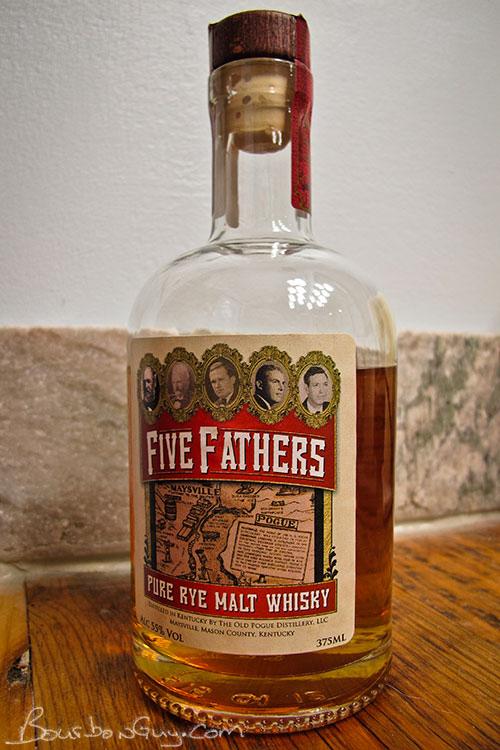Fiver Fathers Pure Malt Rye
