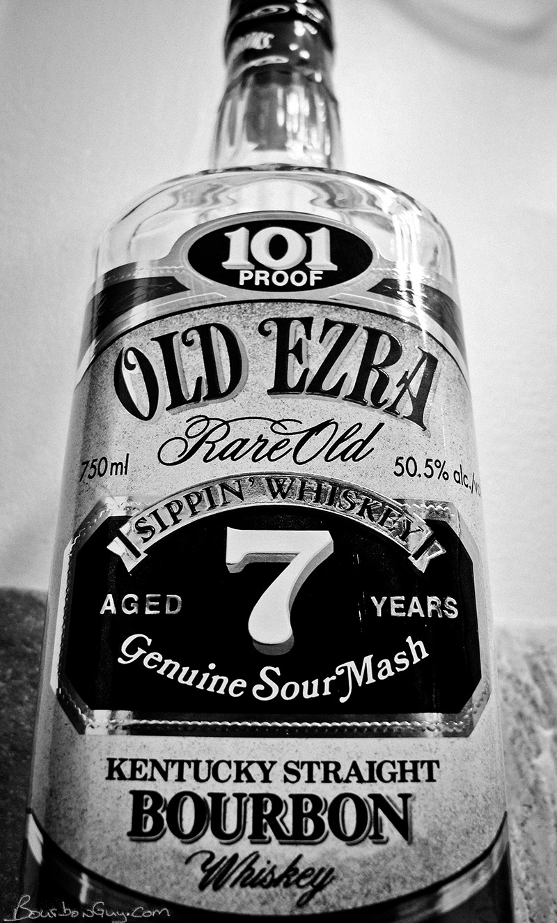 Old Ezra 7 Years 101 Proof 16 Great Value Bourbon Guy