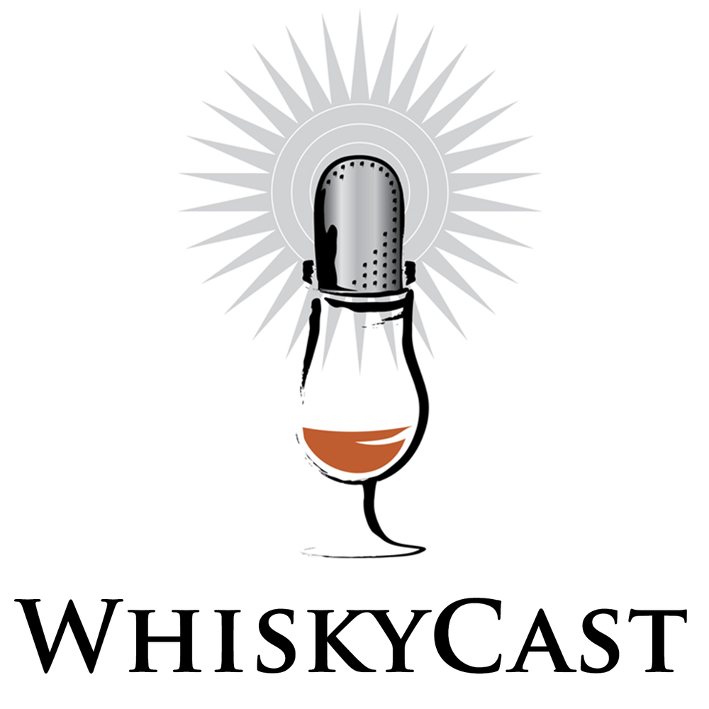 podcast cover for WhiskyCast.