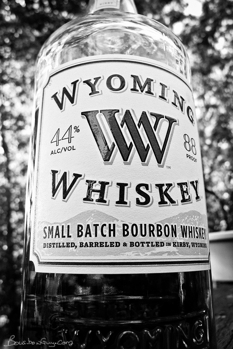 Wyoming Whiskey.