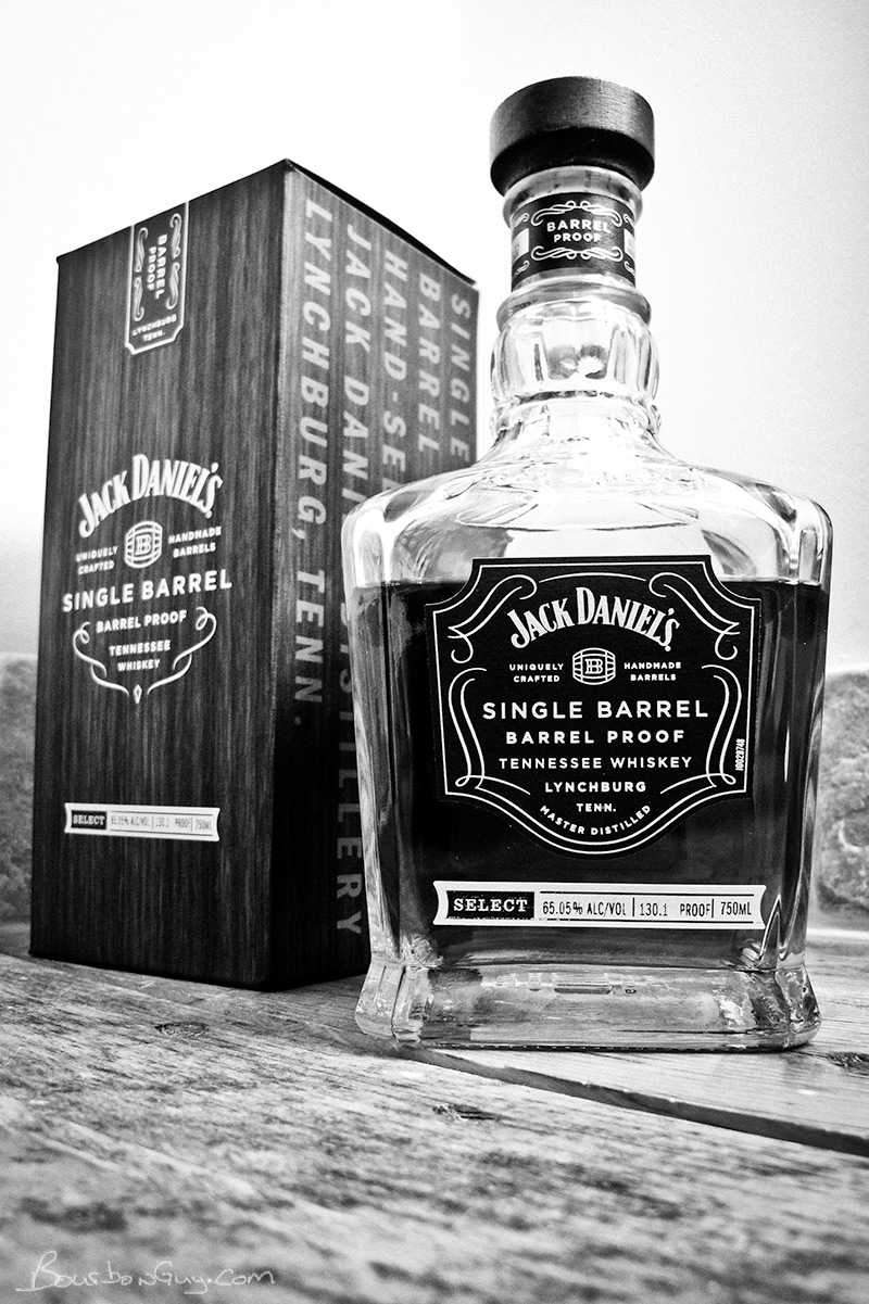 Jack Daniel's Single Barrel Barrel Proof Tennessee Whiskey