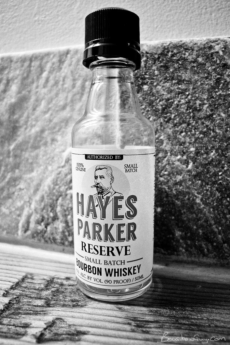 Hayes Parker Reserve Bourbon