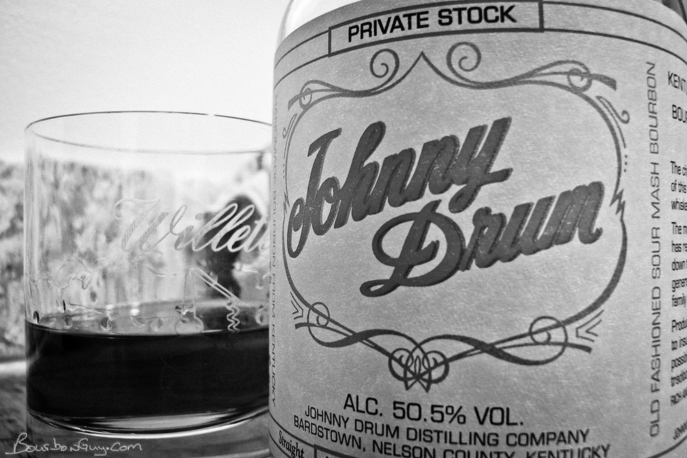 Johnny Drum Private Stock, 101 proof