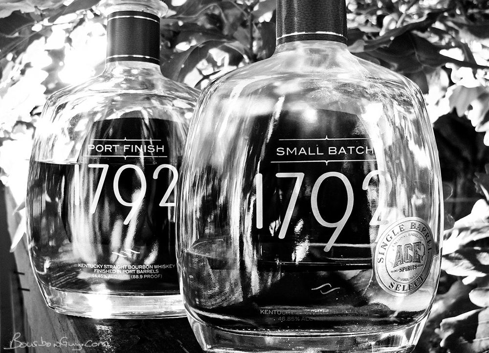 1792 Port Finish and 1792 Single Barrel Ace Spirits Selection