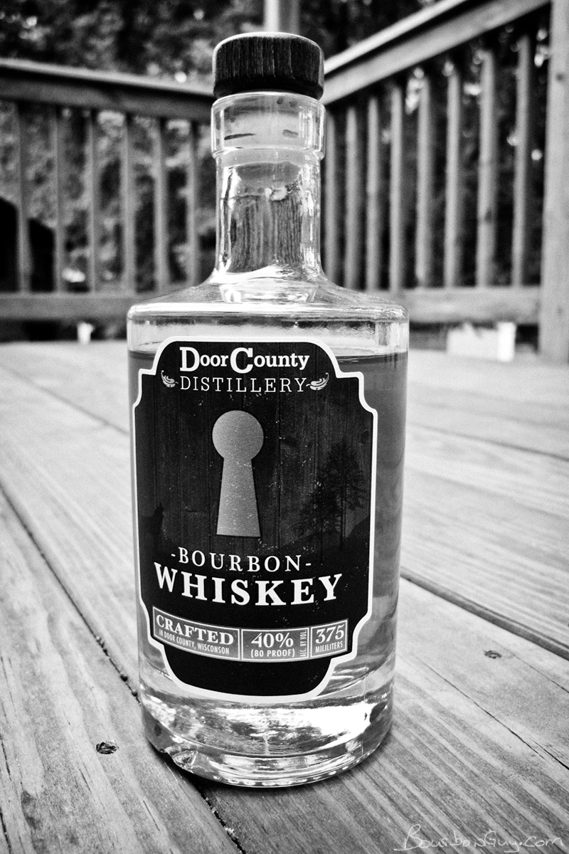 Door County Distillery Bourbon Whiskey