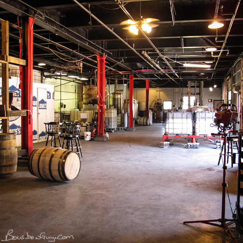 Glenn's Creek Distillery at Old Crow.
