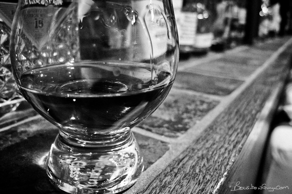 A Glass of Whiskey. They didn't send a bottle to photograph, so this is what they get. ;)