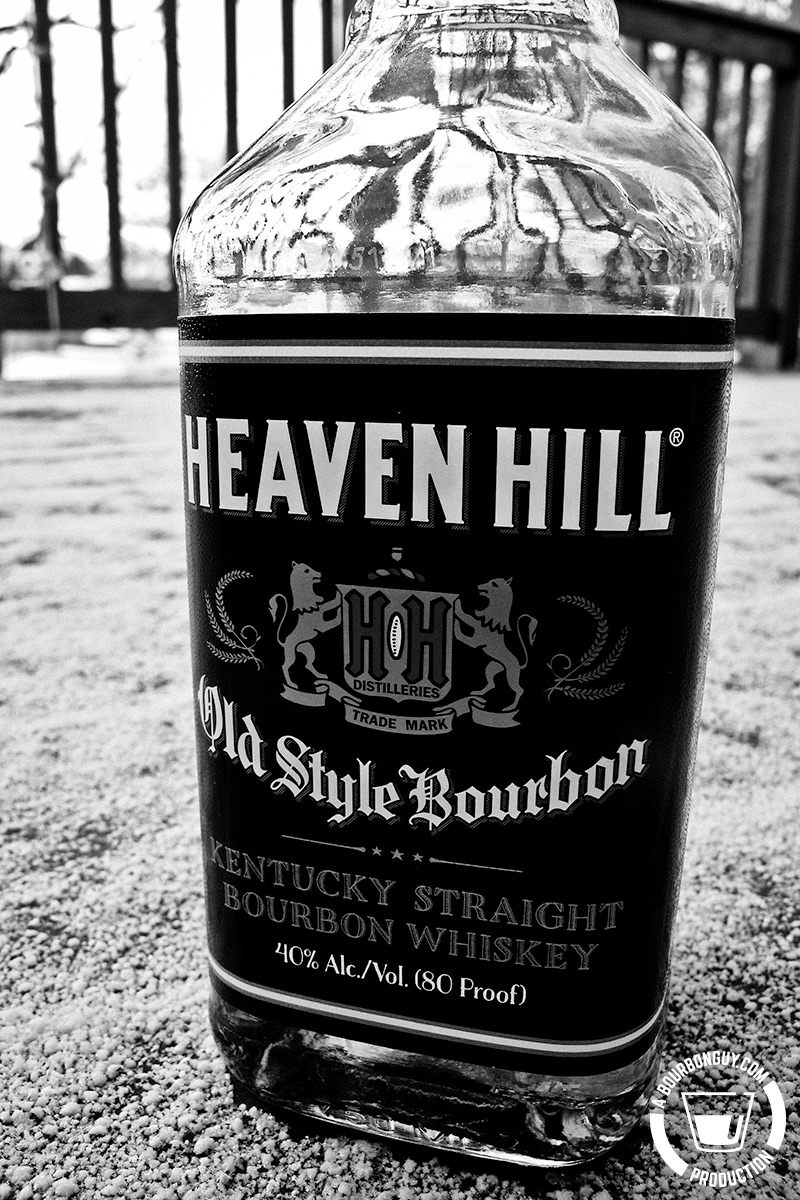 Heaven Hill Black Label, 80 proof