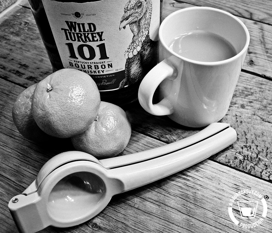 Hot Toddy and some of its ingredients