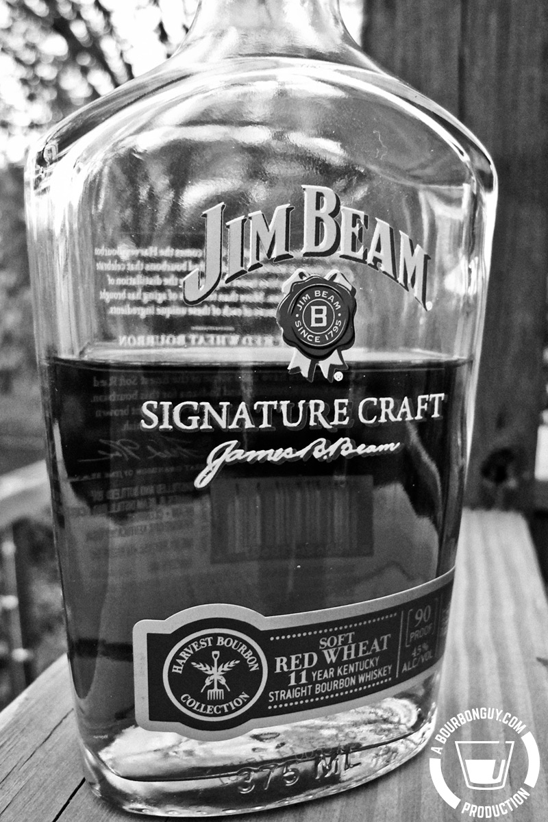 Jim Beam Signature Craft: Soft Red Wheat