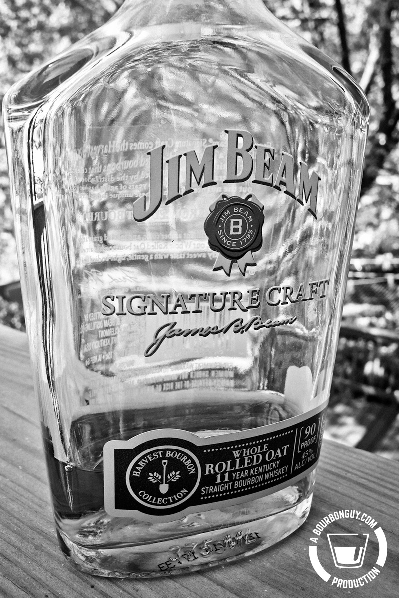 Jim Beam Signature Craft: Whole Rolled Oats