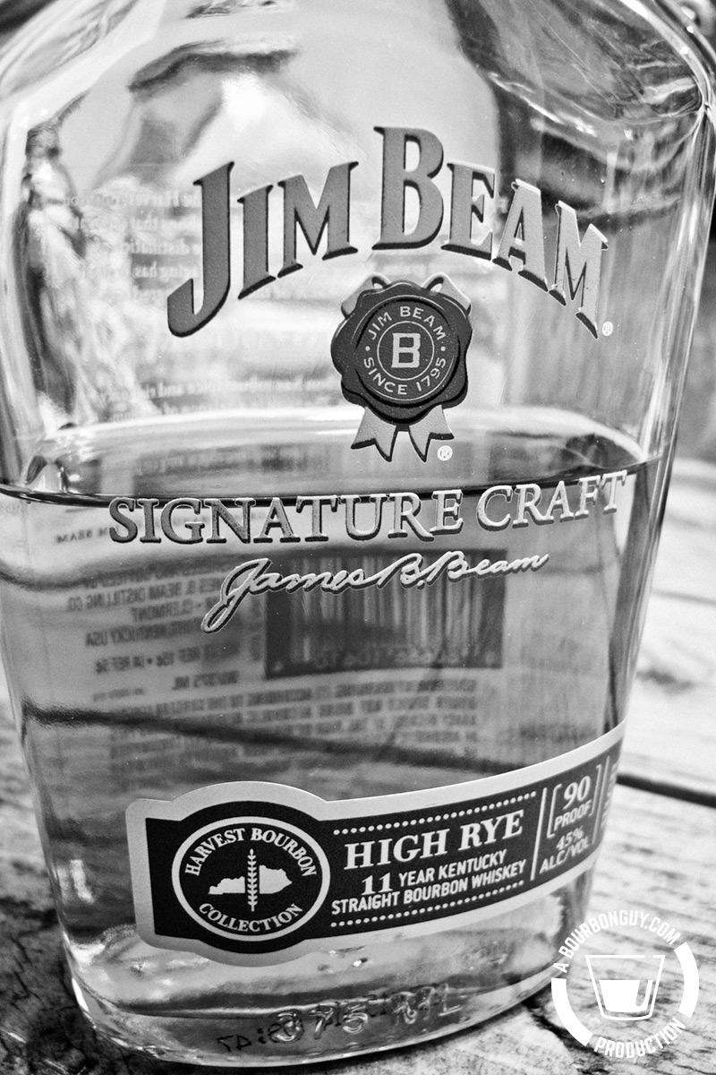 Jim Beam Signature Craft: High Rye