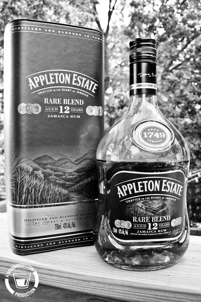 Appleton Estate Rare Blend, Aged 12 Years